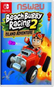 Beach Buggy Racing 2 Island Adventure Switch NSP XCI NSZ