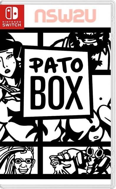 Pato Box Switch NSP XCI NSZ