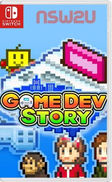 Game Dev Story Switch NSP XCI NSZ