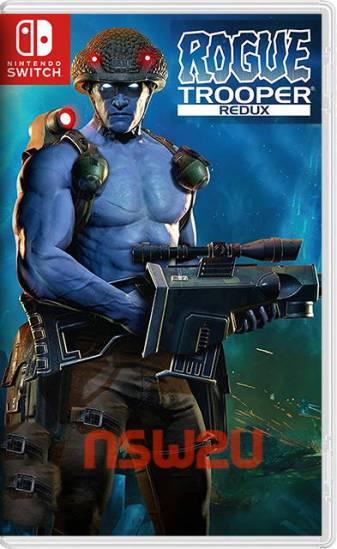 Rogue Trooper Redux Switch NSP XCI NSZ
