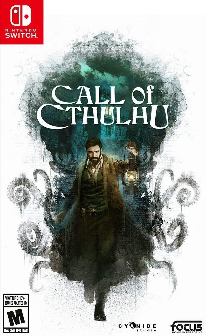 Call of Cthulhu Switch NSP