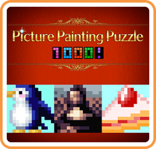 Picture Painting Puzzle 1000! Box Art