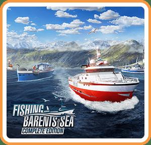Fishing: Barents Sea Complete Edition Box Art