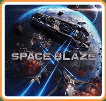 Space Blaze Box Art