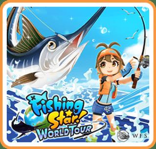 Fishing Star World Tour Box Art