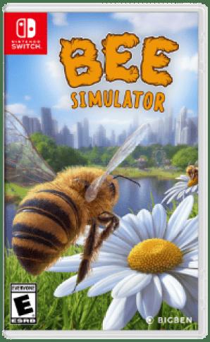 Bee Simulator Box Art