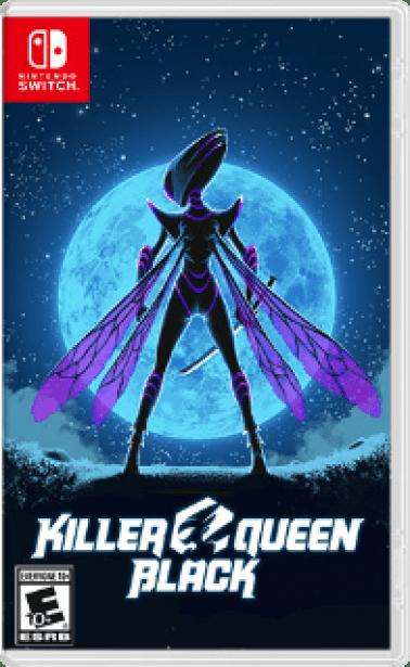 Killer Queen Black Box Art