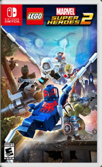 LEGO® Marvel Super Heroes 2 Box Art