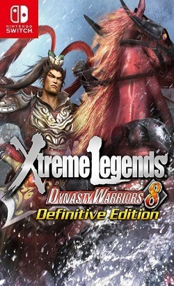 DYNASTY WARRIORS 8 Xtreme Legends Definitive Edition Switch NSP