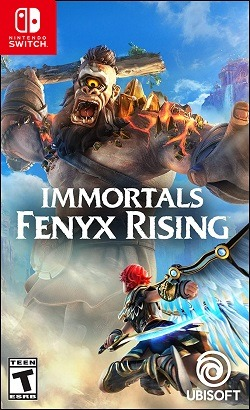 Immortals Fenyx Rising Switch NSP
