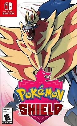 Pokémon Shield Switch NSP
