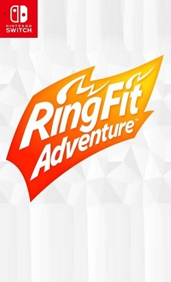 Ring Fit Adventure Switch NSP