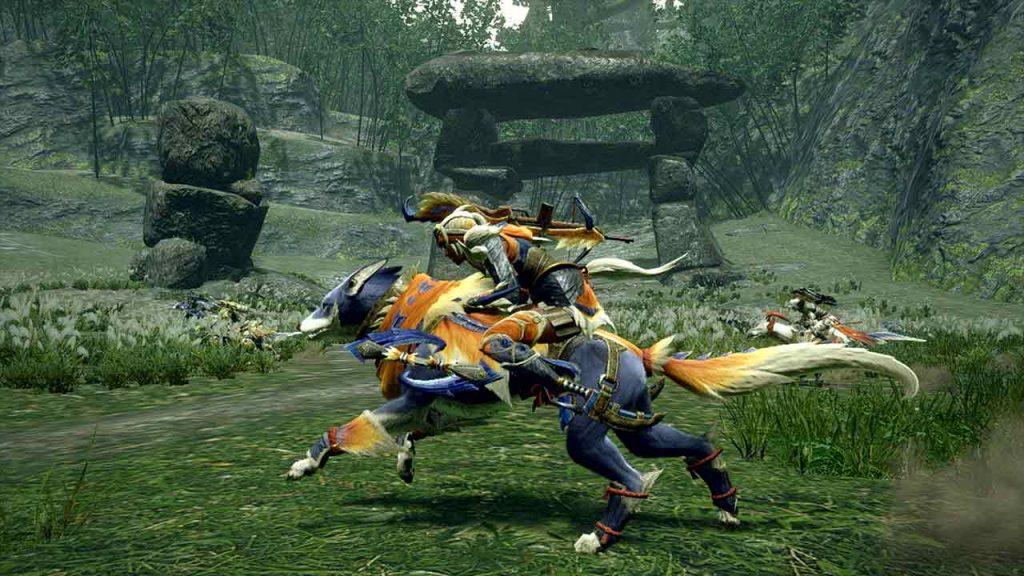 Switch Monster Hunter Rise NSP