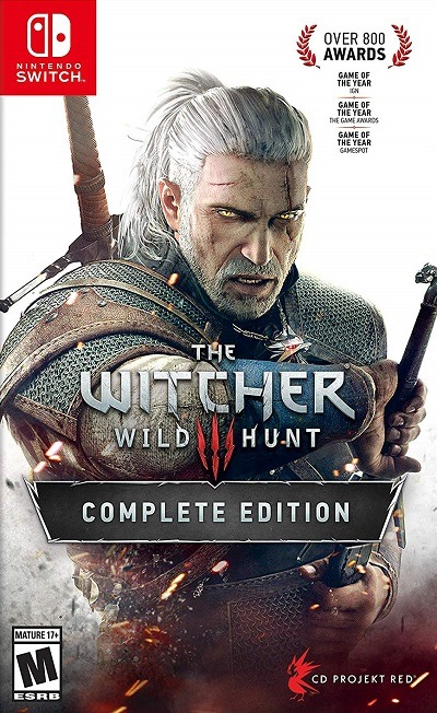 The Witcher 3: Wild Hunt — Complete Edition Switch NSP