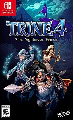 Trine 4: The Nightmare Prince Switch NSP