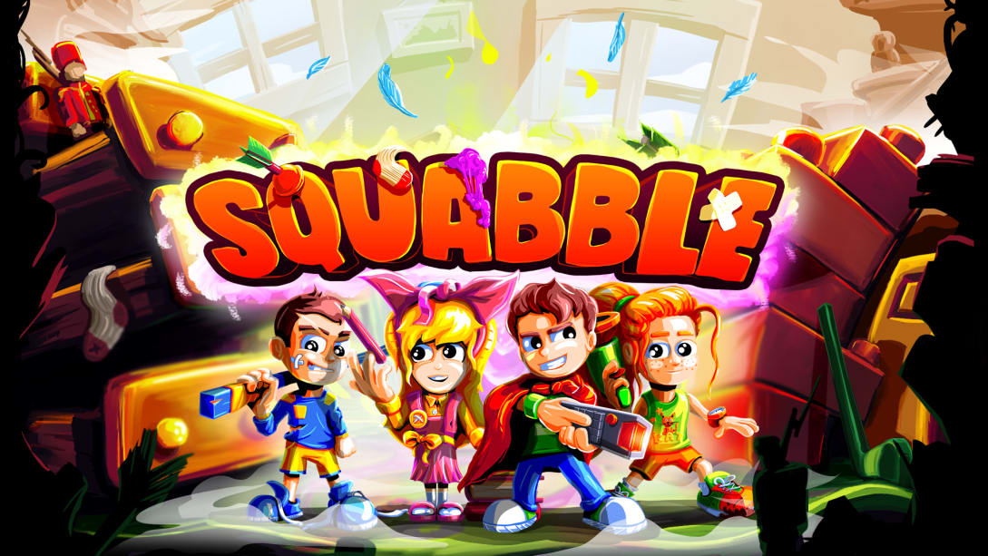 Squabble Switch NSP
